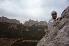 13 Les dentelles de Montmirail - mars 2012